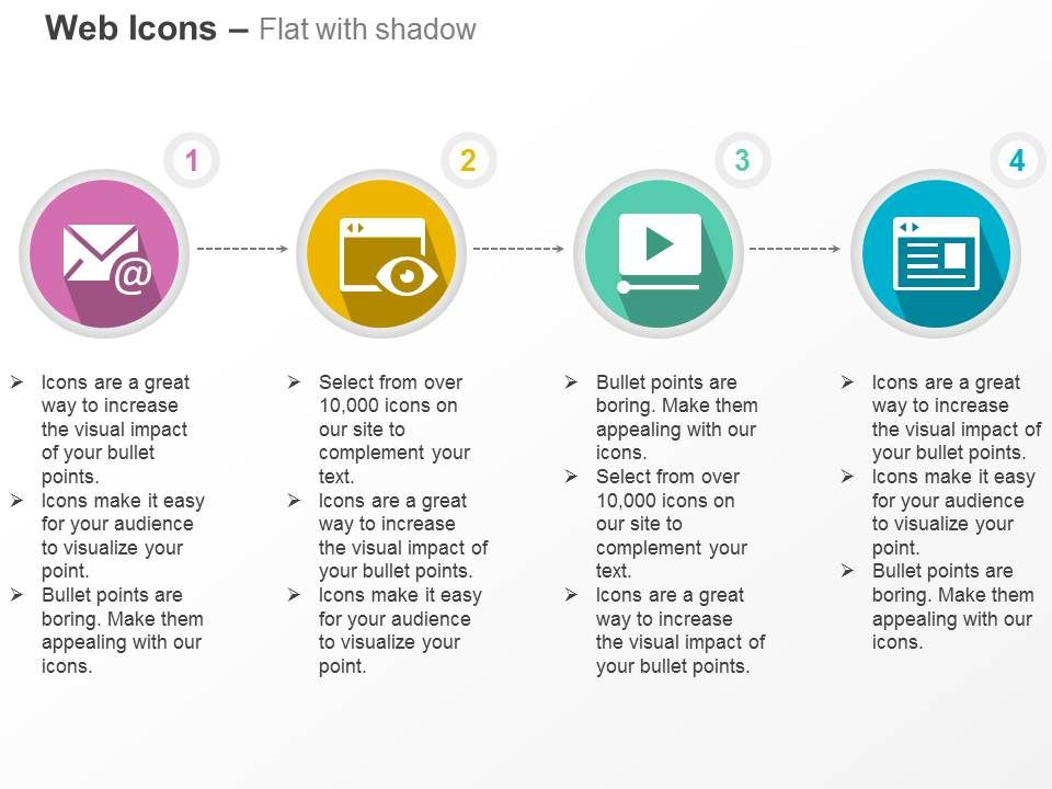 mail_internet_safety_video_button_data_management_ppt_icons_graphics_Slide01