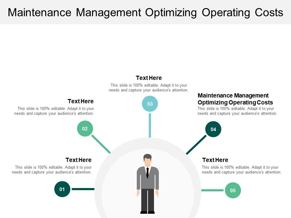 Maintenance Management Optimizing Operating Costs Ppt Powerpoint Presentation Introduction Cpb