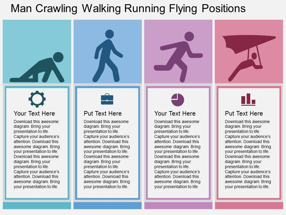 Man crawling walking running flying positions flat powerpoint design mancrawlingwalkingrunningflyingpositionsflatpowerpointdesignslide01 mancrawlingwalkingrunningflyingpositionsflatpowerpointdesignslide02 toneelgroepblik Images