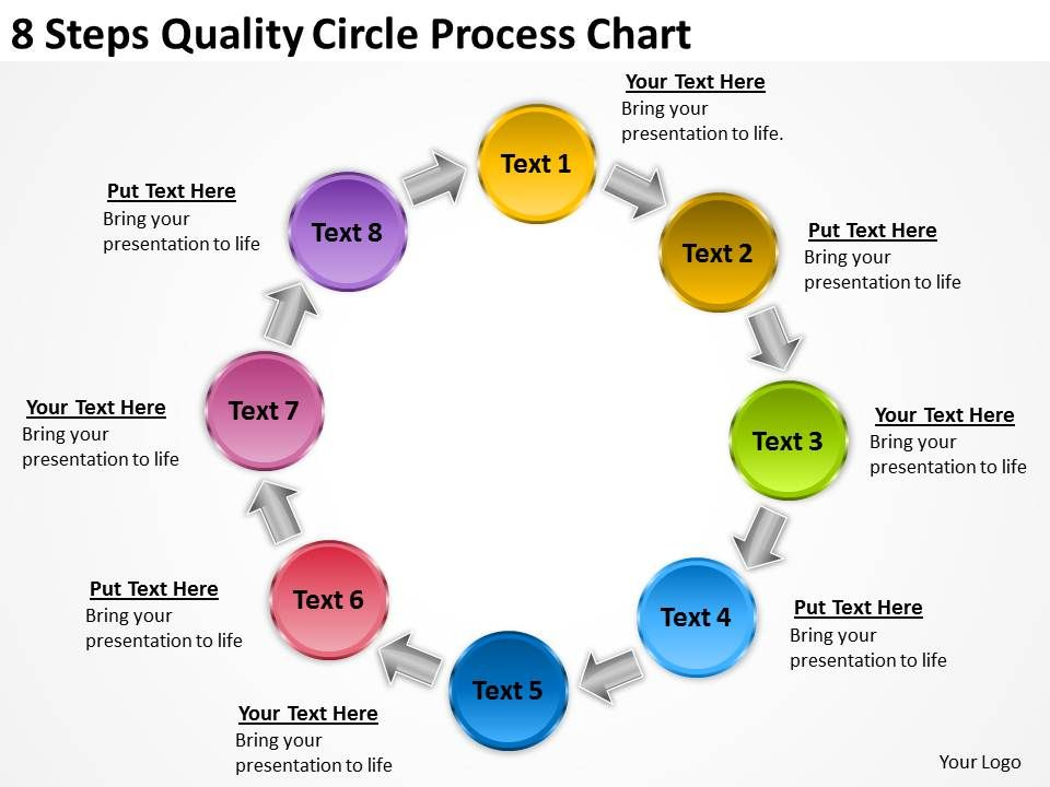 Management consultant business 8 steps quality circle process chart managementconsultantbusiness8stepsqualitycircleprocesschartpowerpointtemplates0523slide01 toneelgroepblik Choice Image