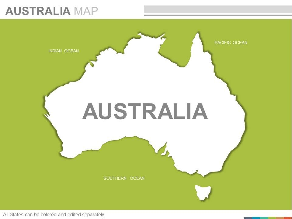 Continent Of Australia Map Insssrenterprisesco - Australia maps with countries