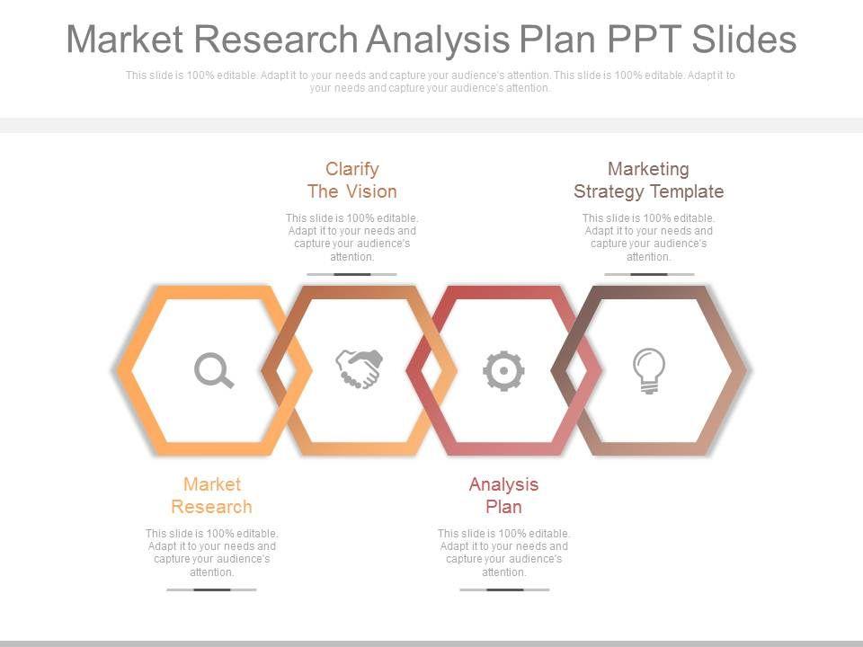 Market Research Analysis Plan Ppt Slides | PowerPoint Presentation ...