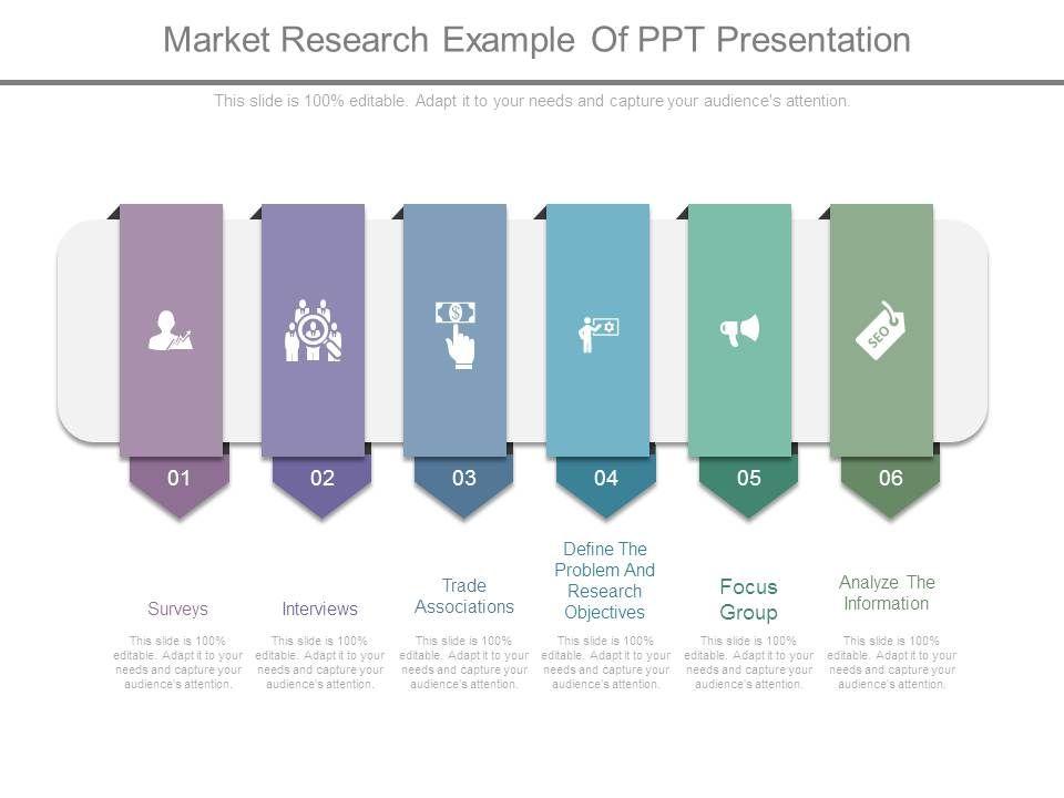 market research example of ppt presentation powerpoint slide images ppt design templates. Black Bedroom Furniture Sets. Home Design Ideas