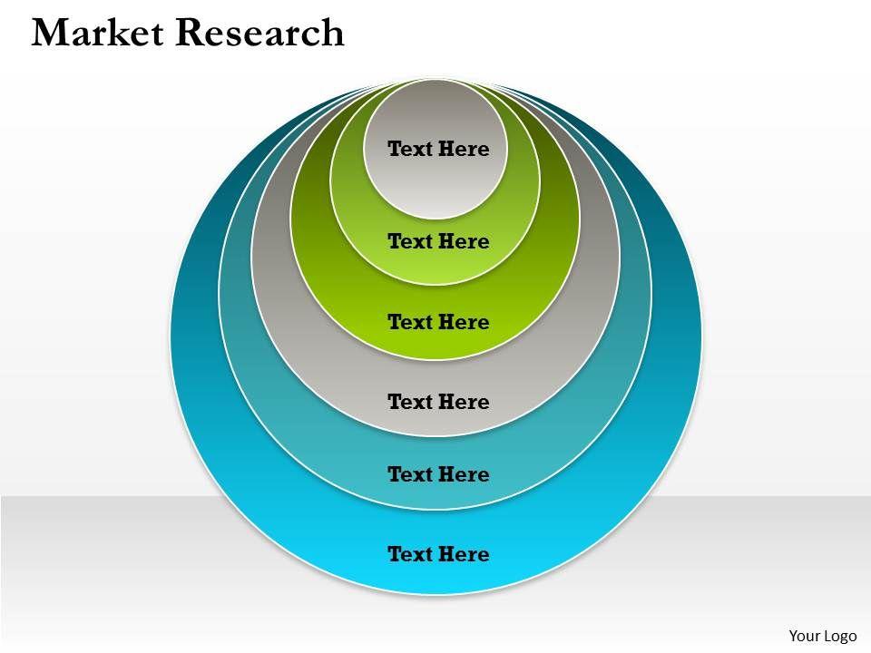 market research powerpoint template slide. Black Bedroom Furniture Sets. Home Design Ideas