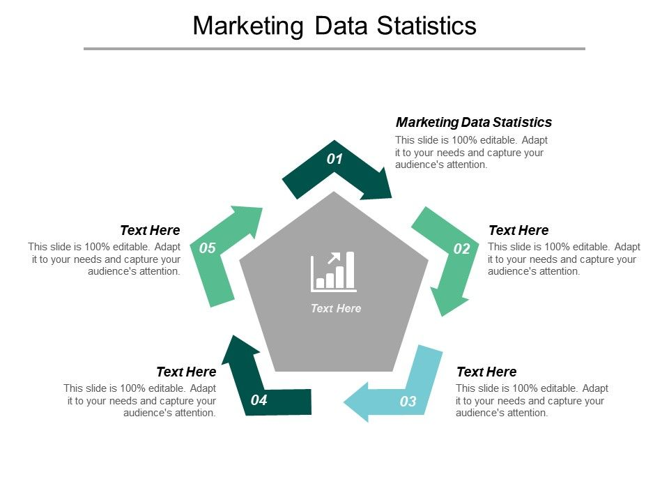 Marketing Data Statistics Ppt Powerpoint Presentation Icon Example