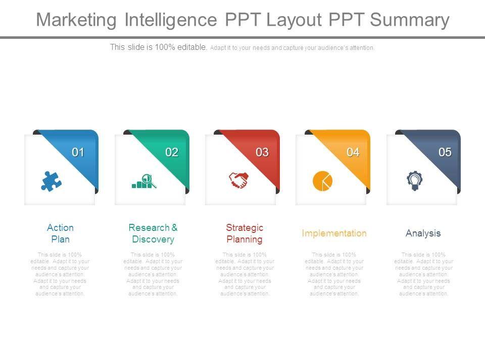 marketing_intelligence_ppt_layout_ppt_summary_Slide01