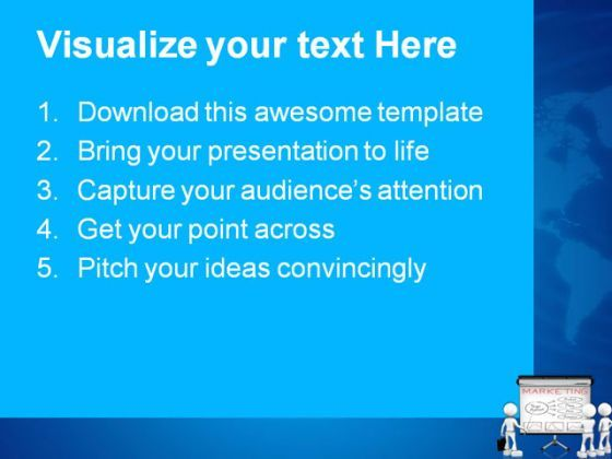 Marketing Presentation Business Powerpoint Templates And