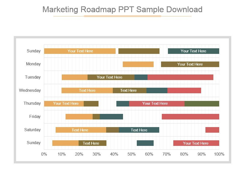 marketing roadmap ppt sample download templates powerpoint
