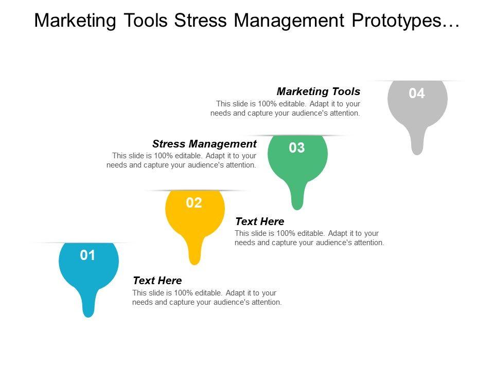 Marketing Tools Stress Management Prototypes Development Business