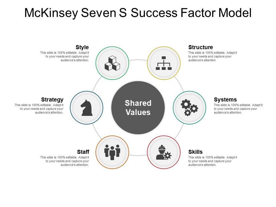 Mckinsey Seven S Success Factor Model