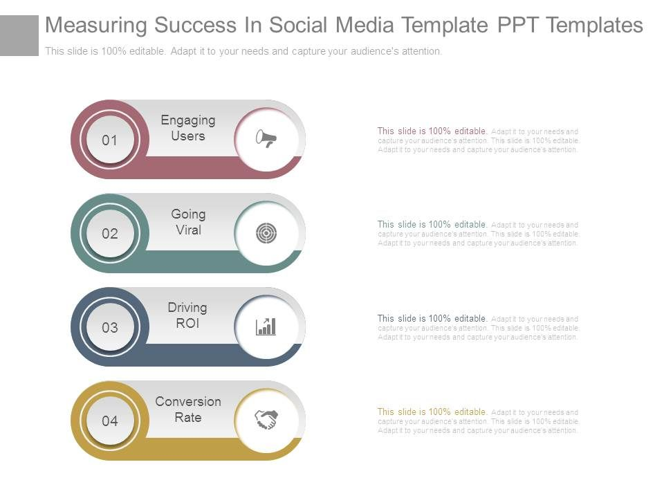 Measuring success in social media template ppt templates measuringsuccessinsocialmediatemplateppttemplatesslide01 measuringsuccessinsocialmediatemplateppttemplatesslide02 toneelgroepblik Image collections