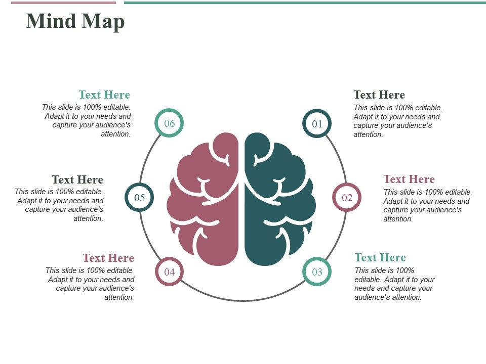 mind map ppt professional maker powerpoint templates backgrounds