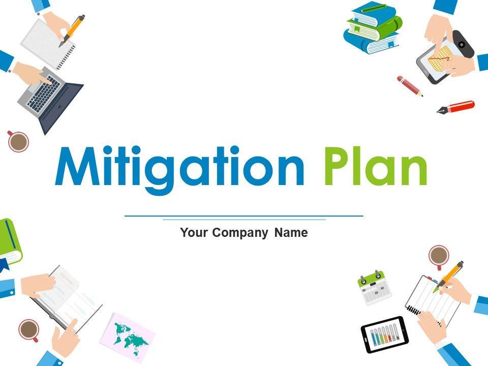 Mitigation Plan Powerpoint Presentation Slides Powerpoint