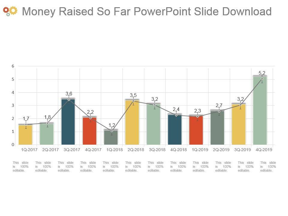 money_raised_so_far_powerpoint_slide_download_Slide01