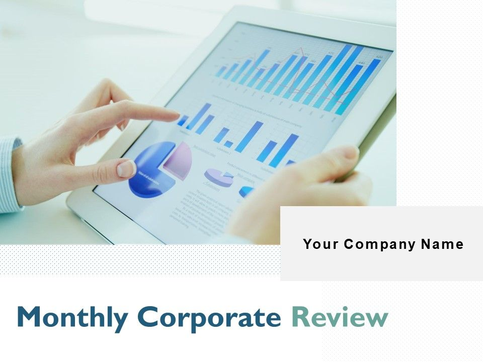 monthly_corporate_review_powerpoint_presentation_slides_Slide01