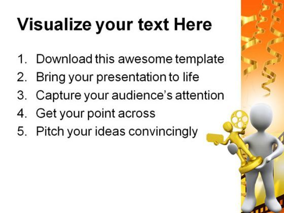 Movie award winner success powerpoint templates and powerpoint movie award winner success powerpoint templates and powerpoint backgrounds 0211 presentation themes and graphics slide03 toneelgroepblik Gallery