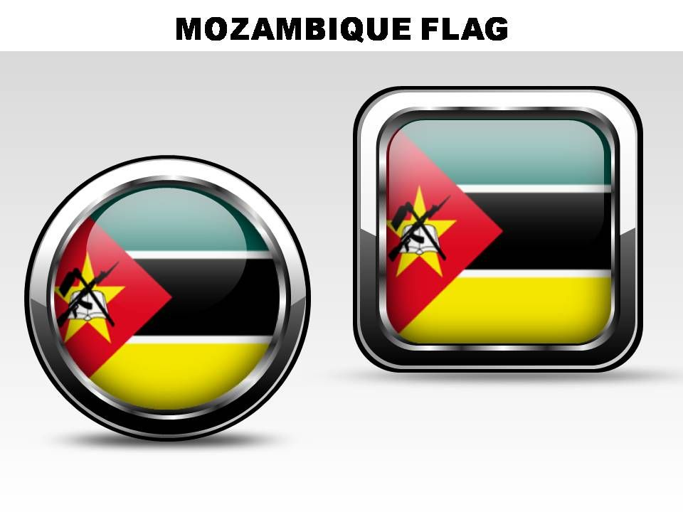 Mozambique Country Powerpoint Flags | Templates PowerPoint
