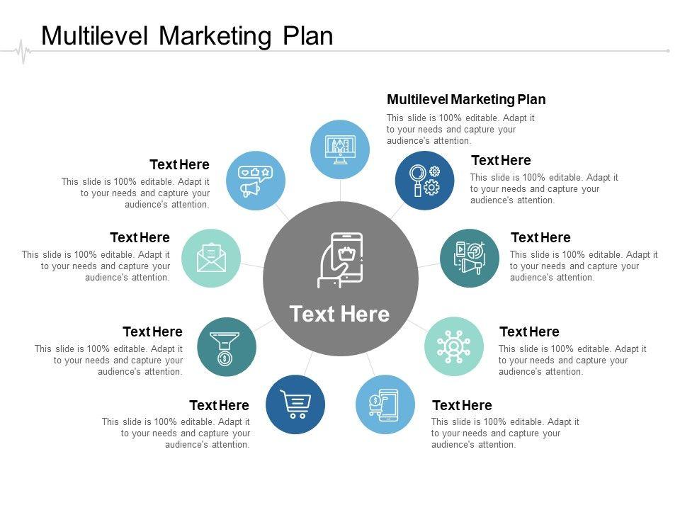 Multilevel Marketing Plan Ppt Powerpoint Presentation File