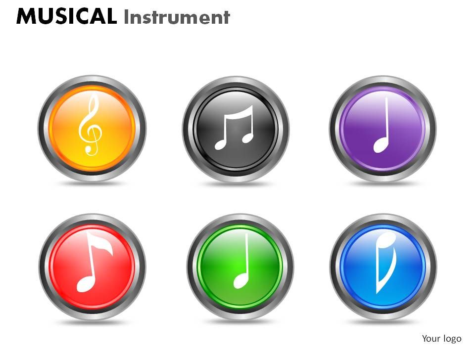 musical instrument powerpoint presentation slides