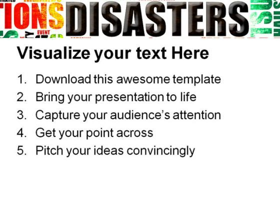 Natural disasters geographical powerpoint templates and powerpoint natural disasters geographical powerpoint templates and powerpoint backgrounds 0311 presentation themes and graphics slide03 toneelgroepblik Choice Image