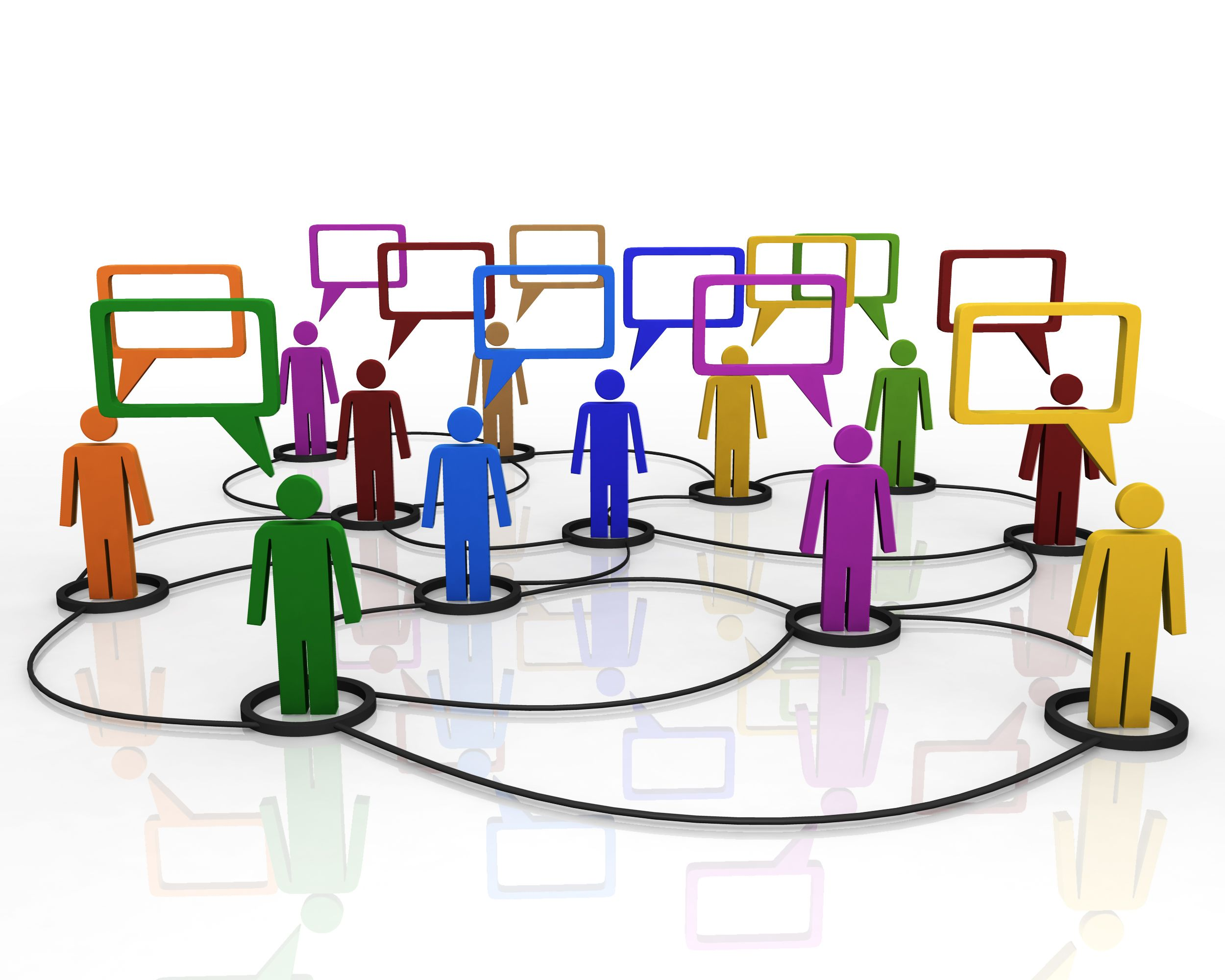 network_of_3d_people_for_group_discussion_stock_photo_Slide01