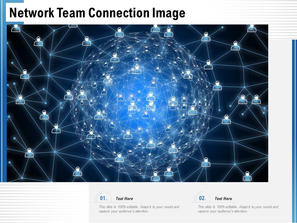 Network Team Connection Image
