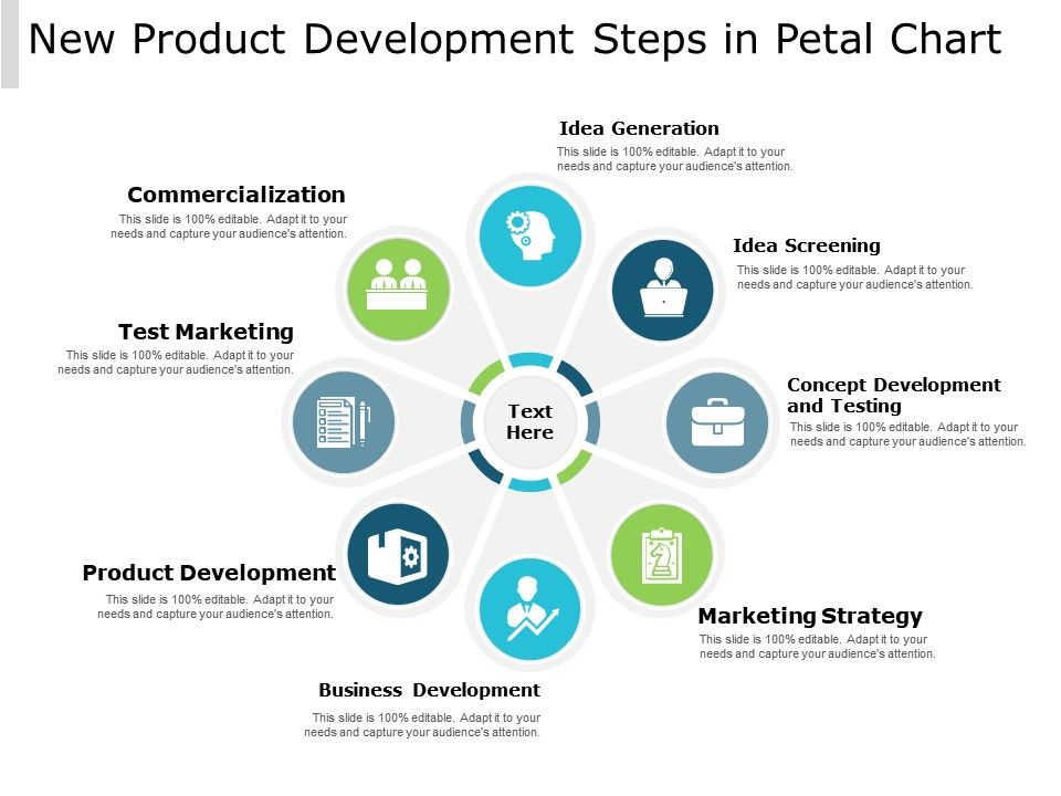 new_product_development_steps_in_petal_chart_Slide01