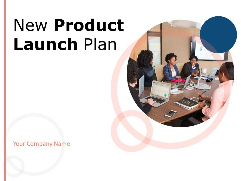 New Product Launch Plan Powerpoint Presentation Slides