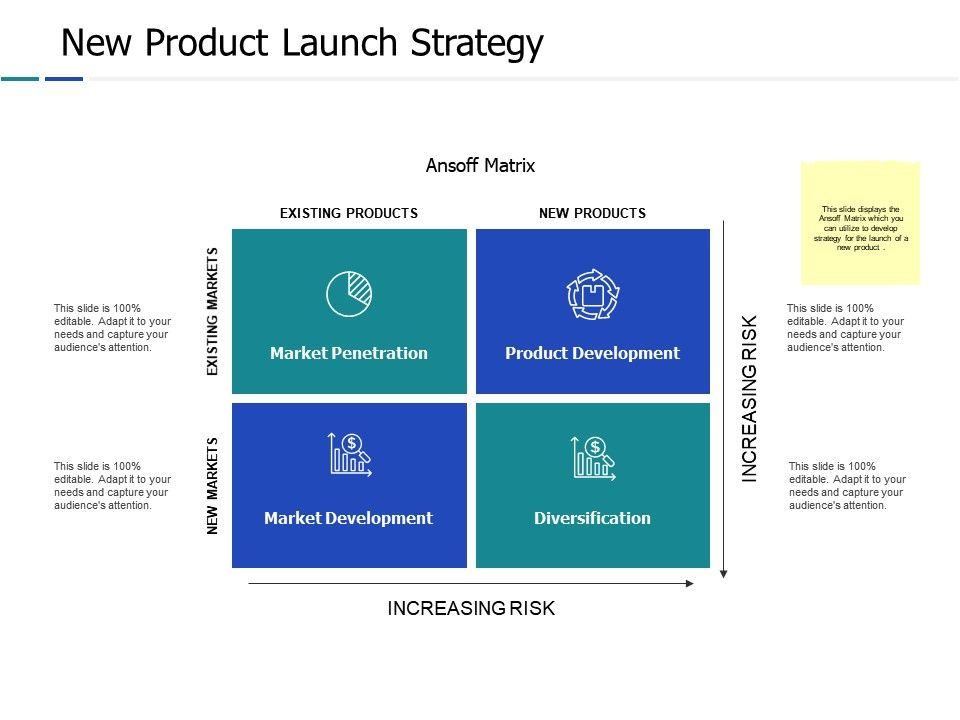 New Product Launch Strategy Ppt Powerpoint Presentation File Visual Aids
