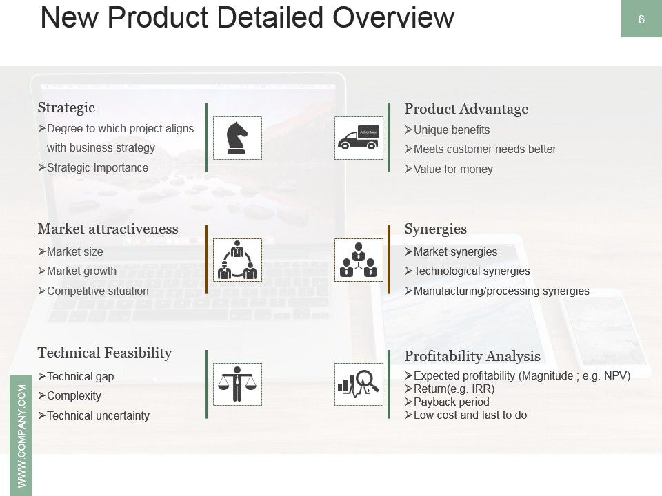 New Product Management Powerpoint Presentation Slides | New