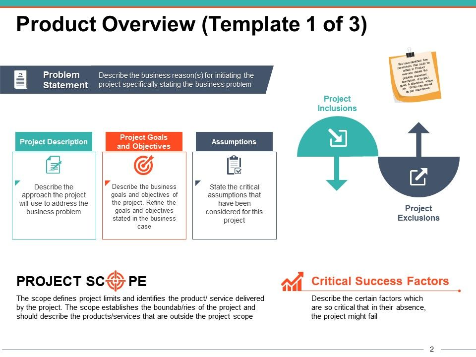 Product overview template kubreforic product overview template wajeb Images