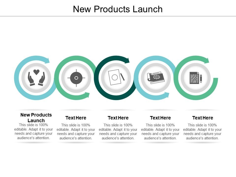 New Products Launch Ppt Powerpoint Presentation Ideas Example Introduction Cpb