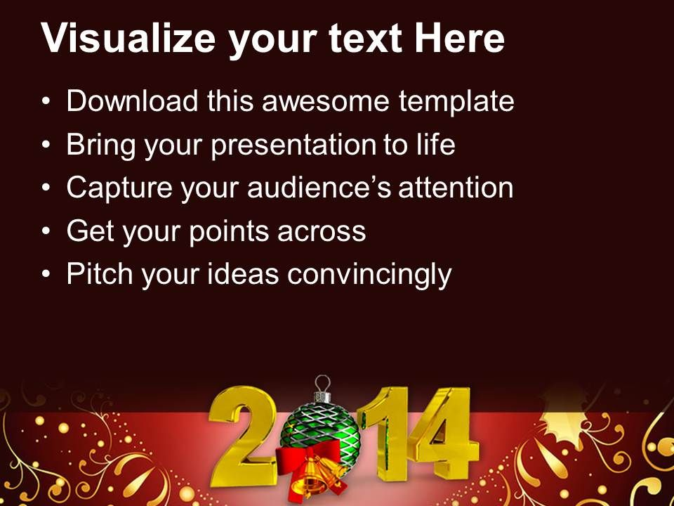 New year 2014 party theme powerpoint templates ppt backgrounds for newyear2014partythemepowerpointtemplatespptbackgroundsforslides1113slide03 toneelgroepblik Images
