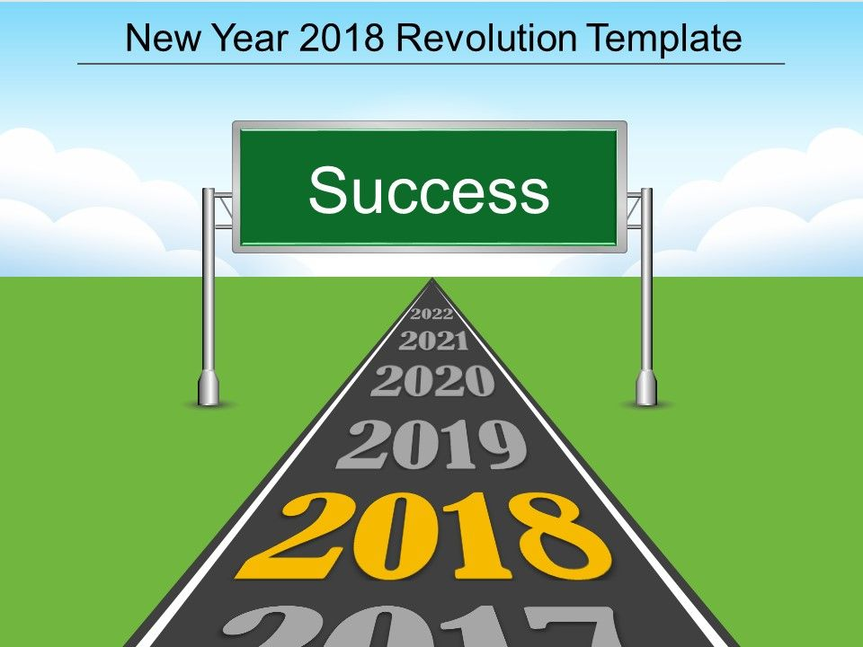new_year_2018_revolution_template_powerpoint_slides_deck_slide01 new_year_2018_revolution_template_powerpoint_slides_deck_slide02
