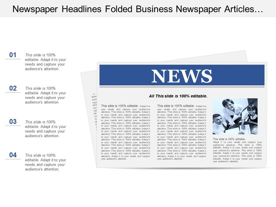 newspaper_headlines_folded_business_newspaper_articles_information_Slide01