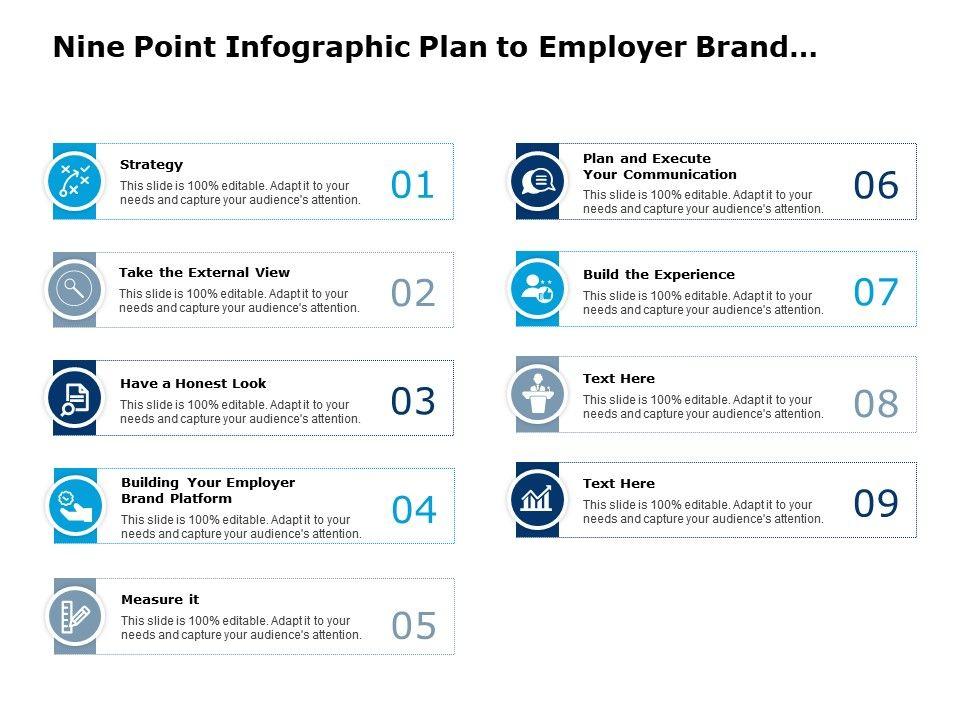 nine_point_infographic_plan_to_employer_brand_management_Slide01