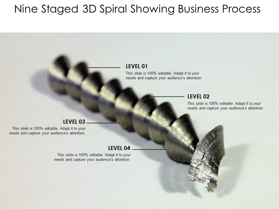nine_staged_3d_spiral_showing_business_process_Slide01