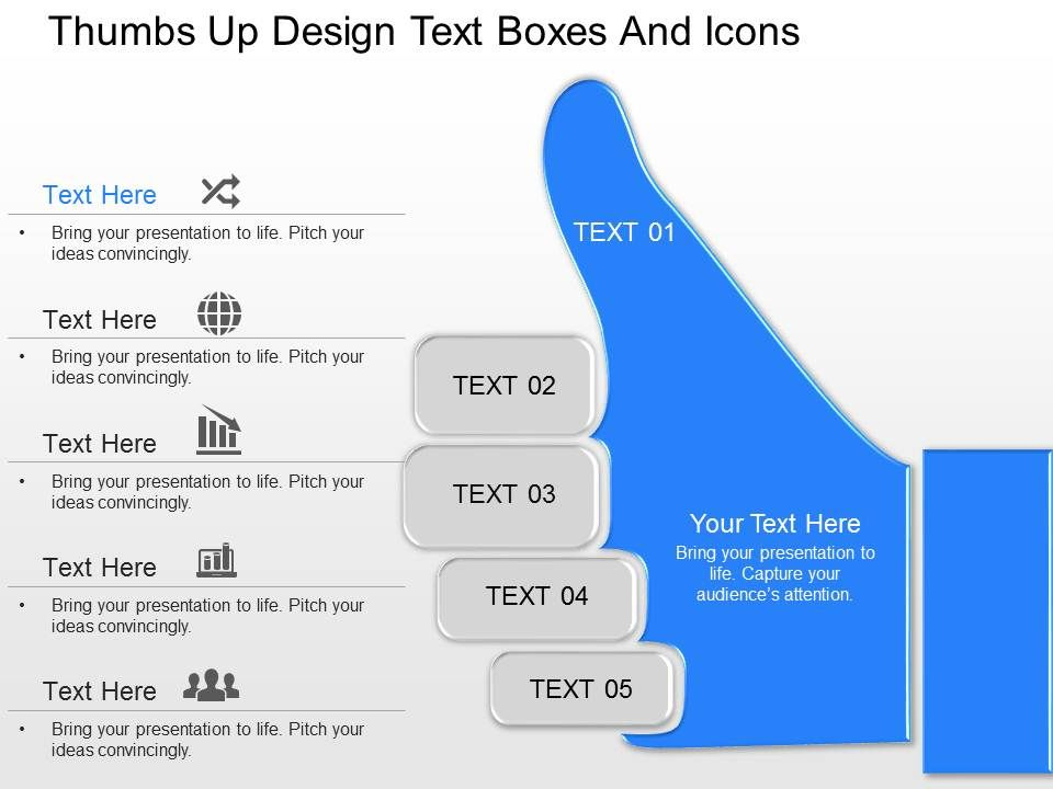 of_thumbs_up_design_text_boxes_and_icons_powerpoint_template_Slide01