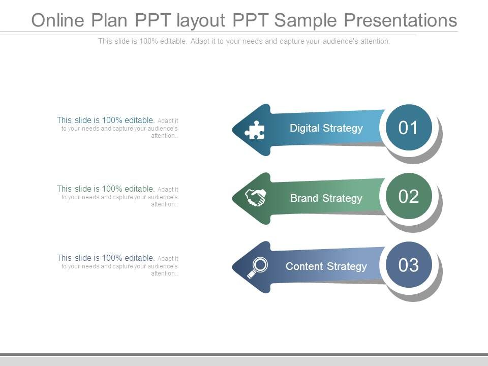 online plan ppt layout ppt sample presentations powerpoint design