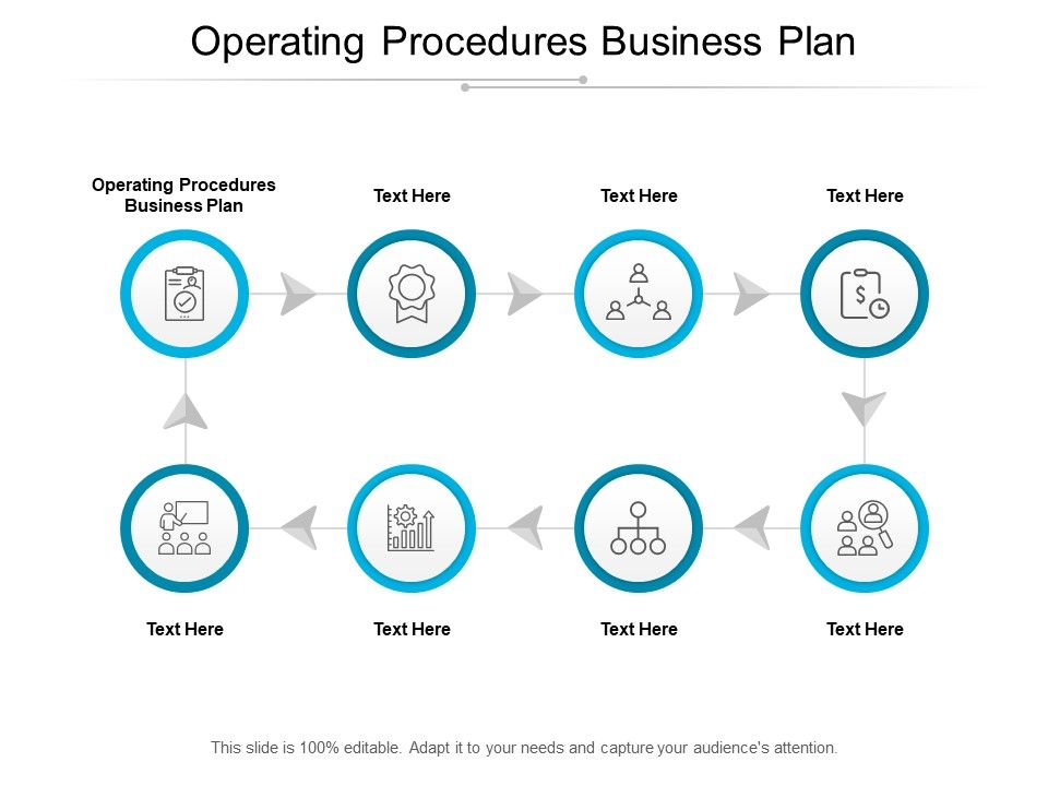 Operating Procedures Business Plan Ppt Powerpoint Presentation Gallery Themes Cpb