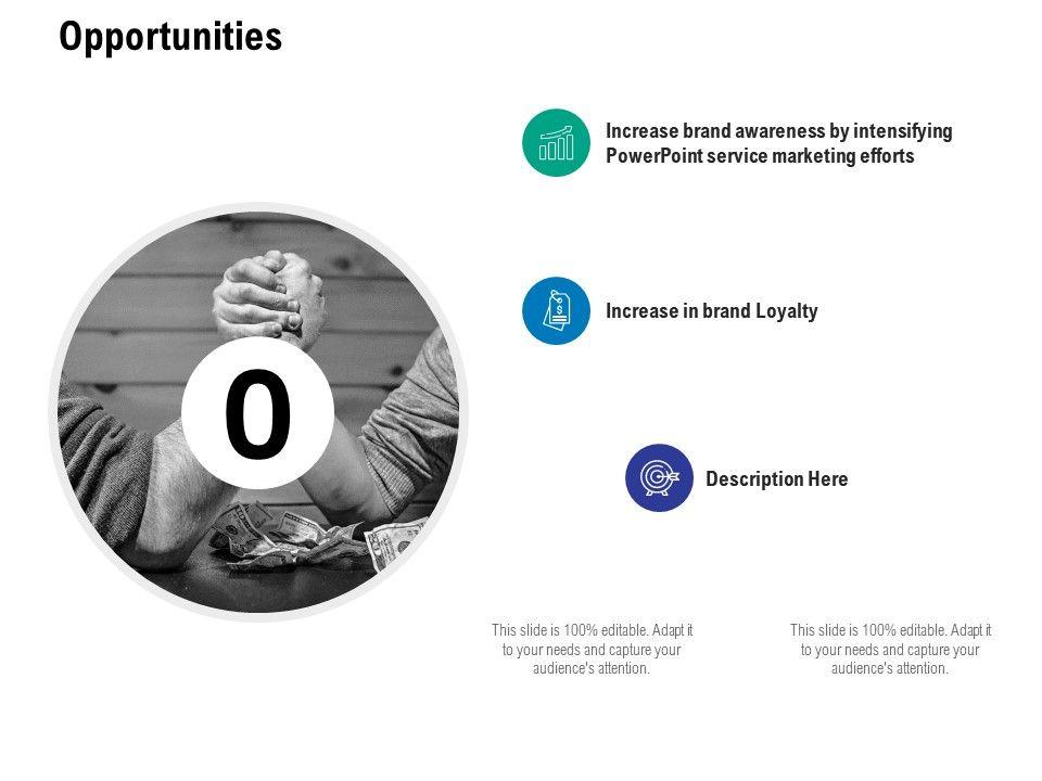 Opportunities Marketing Loyalty L484 Ppt Powerpoint Presentation Slides Deck