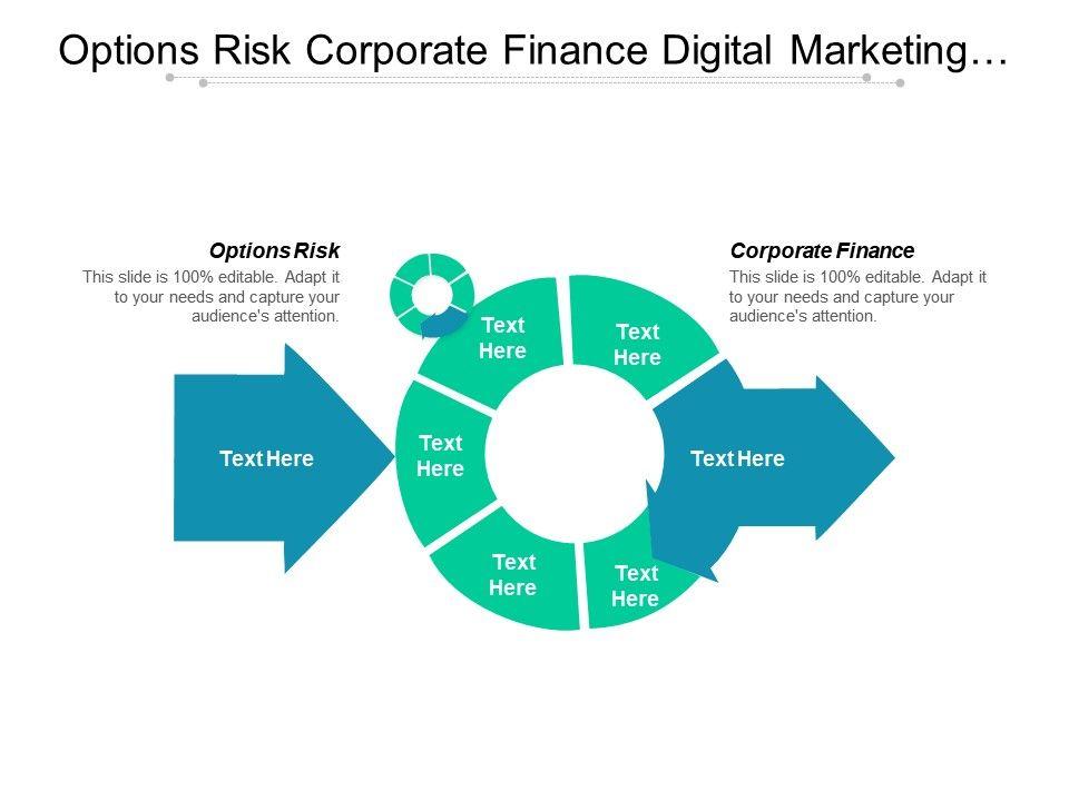 options_risk_corporate_finance_digital_marketing_organizational_behavior_cpb_Slide01