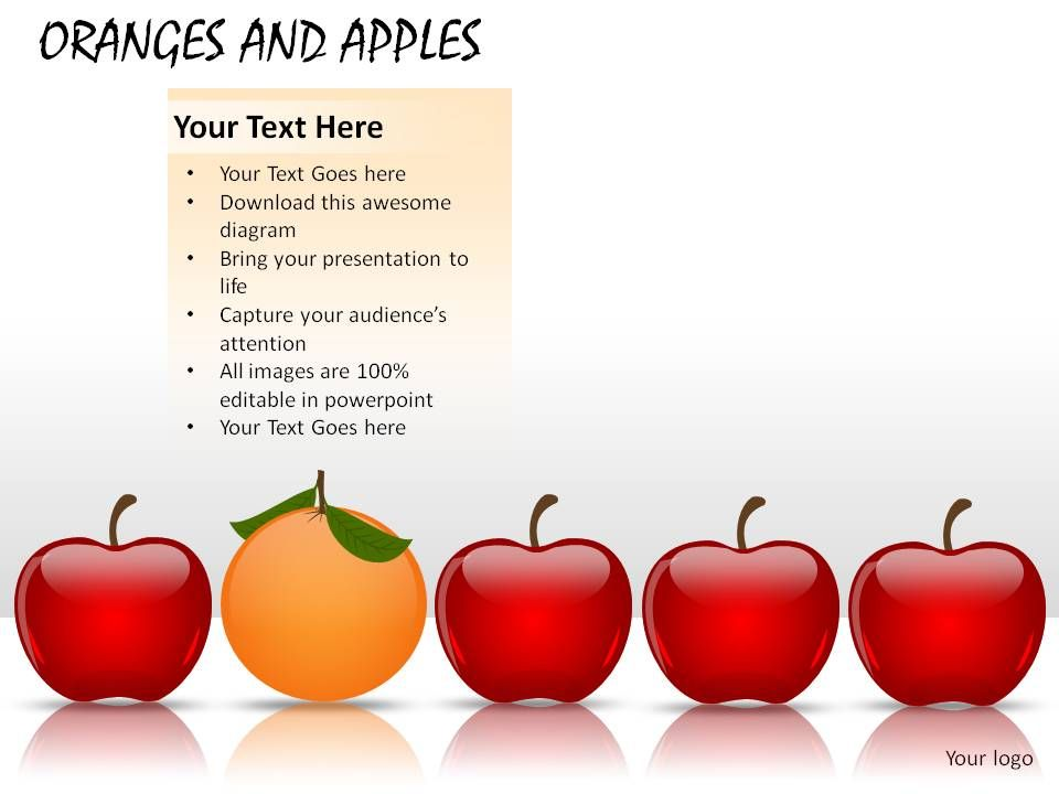 Oranges and apples powerpoint presentation slides powerpoint orangesandapplespowerpointpresentationslidesslide01 orangesandapplespowerpointpresentationslidesslide02 toneelgroepblik Image collections
