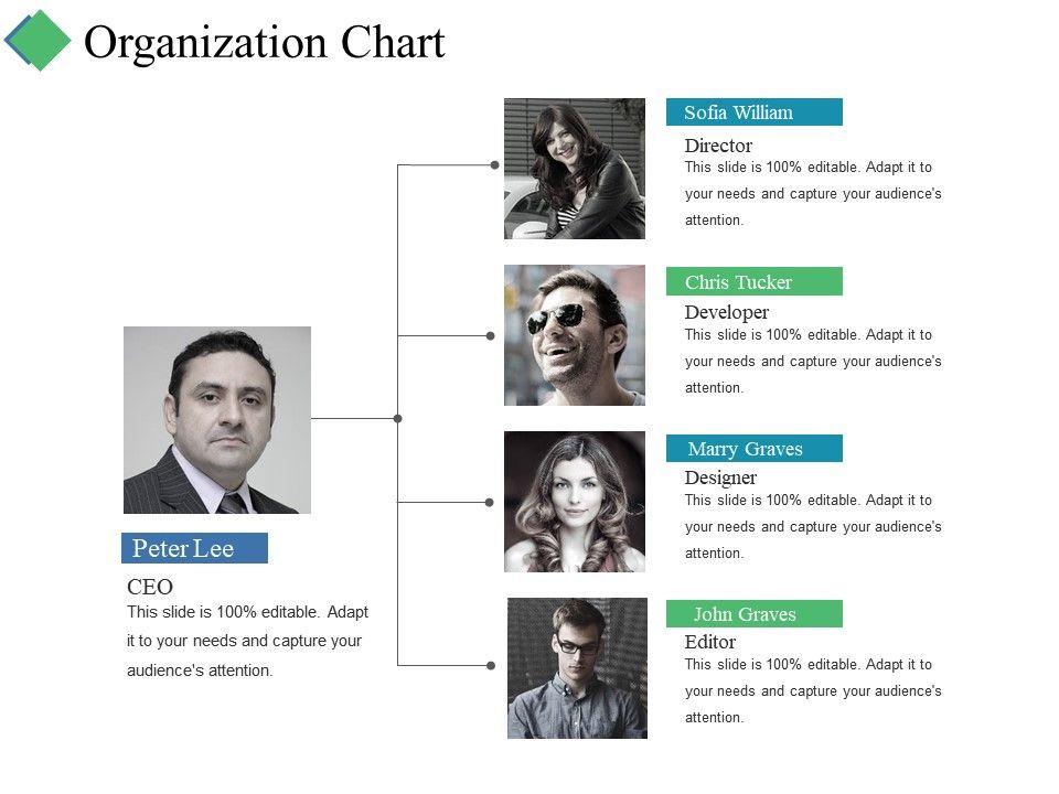 organization_chart_ppt_summary_slide_Slide01