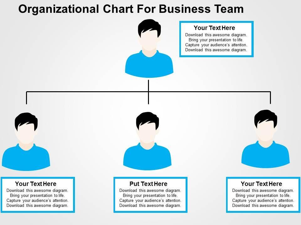 organizational_chart_for_business_team_flat_powerpoint_design_Slide01