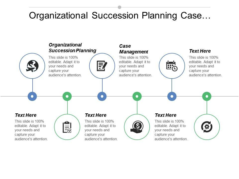 Organizational Succession Planning Case Management Business Budget Tools Cpb Slide01