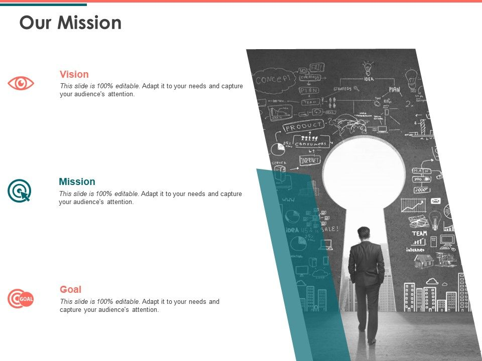 Our Mission And Vision Goal D27 Ppt Powerpoint Presentation Outline Templates