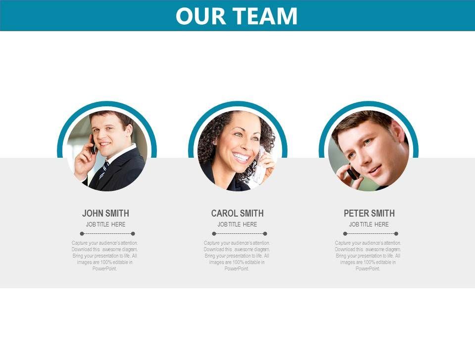 our_team_with_three_members_for_communication_powerpoint_slides_Slide01
