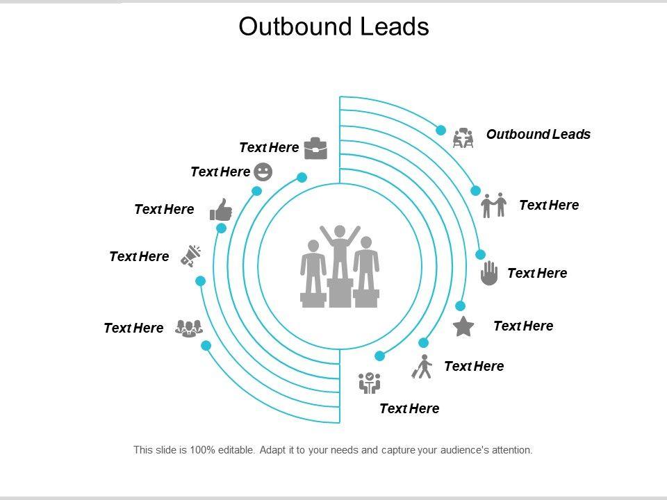Outbound Leads Ppt Powerpoint Presentation Portfolio Graphics