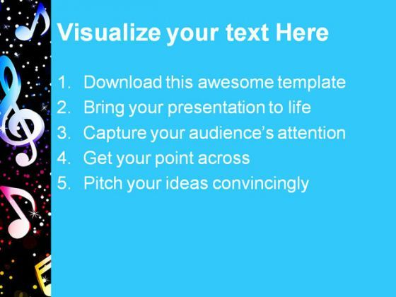 party powerpoint template